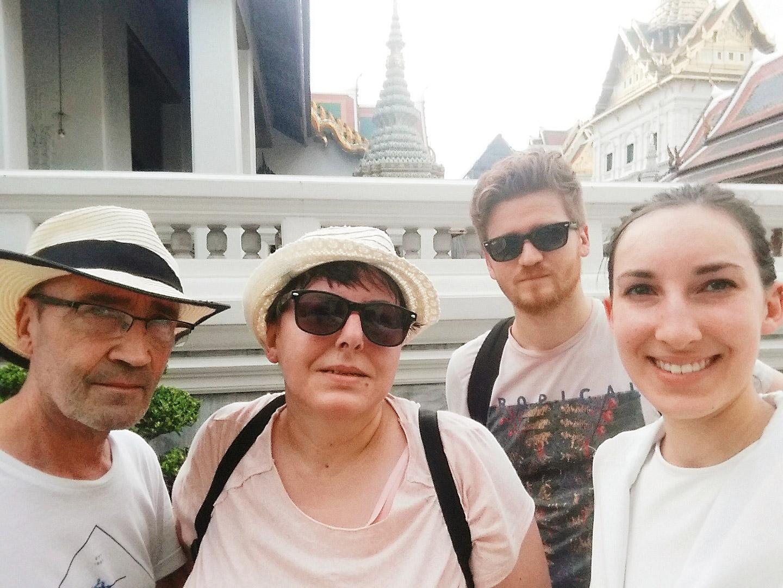 voyager en thailande avec ses parents