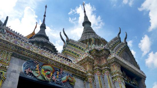 Étape 1 du roadtrip en Thaïlande : 2 jours à Bangkok