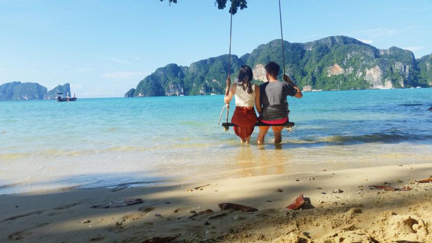la thailande en amoureux