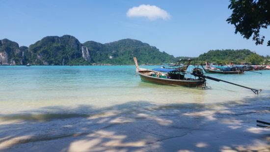 Vivre Comme Robinson Crusoé à Koh Phi Phi