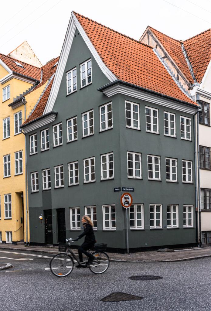 Maison à Copenhague