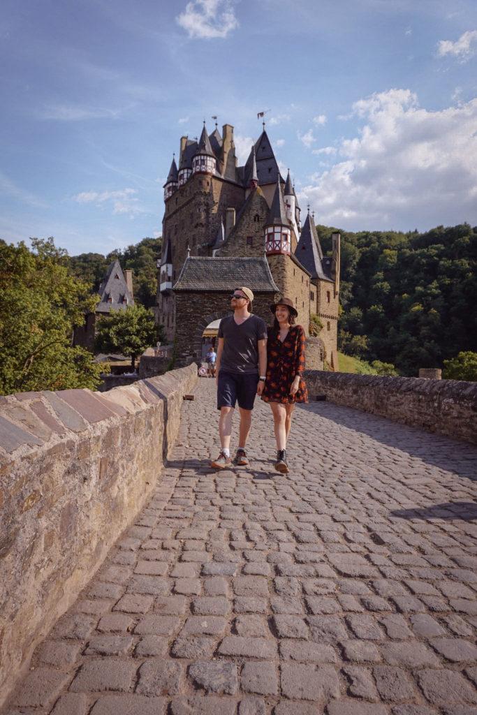 chateau d'eltz rhénanie