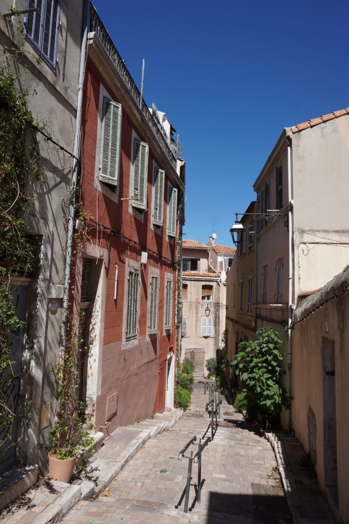 vieille ville marseille