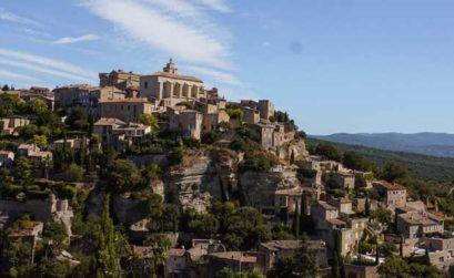 village de provence à visiter
