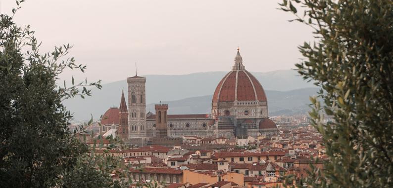 Bannière Toscane - Florence