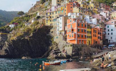 Bannière du Guide Complet pour visiter les Cinque Terre